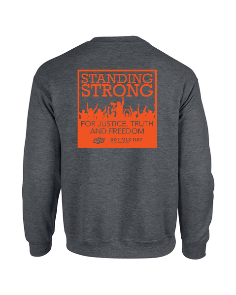 Crewneck Sweatshirt Back