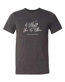 Bella + Canvas Unisex Heather Cvc T-Shirt-title