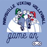 MHS VIKING  Volleyball Groupies 2018