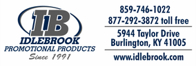Idlebrook Promotional Products