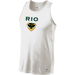 Adult Unisex Vertical Singlet - Rio Track and Field