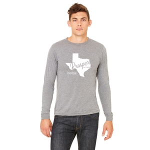 Adult Bella + Canvas Jersey Long Sleeve Tee