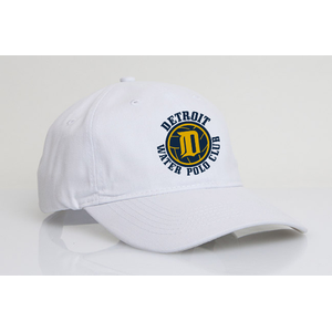 H. Pacific Headwear Brushed Cotton Velcro Adjustable Cap