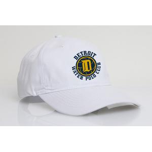 H. Pacific Headwear Brushed Cotton Velcro Adjustable Cap