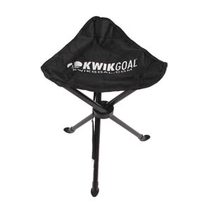 Kwik Goal Coaches' Seat - Black