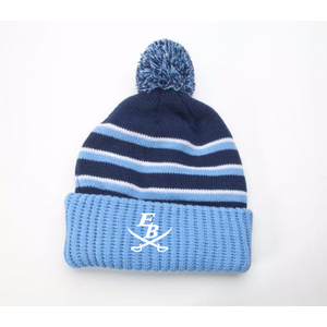 Richardson Cap Pom Knit With Cuff Hat