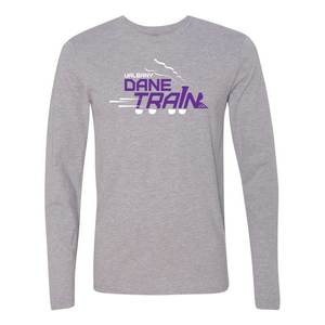 Adult Premium Long Sleeve Shirt- DANE TRAIN