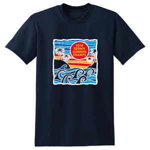 Summer Champs 2018 t-shirt