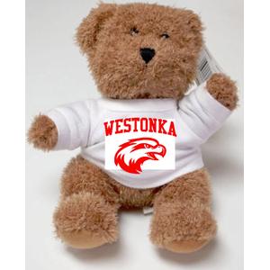 NEW ITEM Cuddly Brown Bear