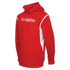 Atc ™ PTech™ Fleece VarCITY Hooded Youth Sweatshirt