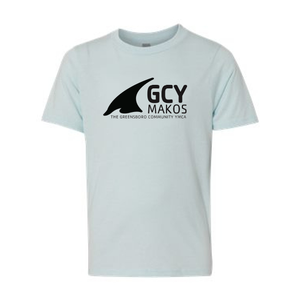 Next Level Youth CVC Crew Short Sleeve Shirt
