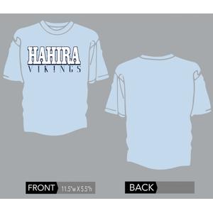 Hahira Elementary Light Blue, Gildan Brand