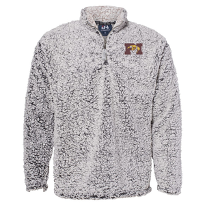J America Youth/Adult Epic Sherpa 1/4 Zip