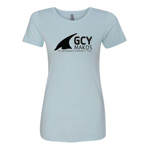 Next Level Women's CVC Crew Short Sleeve Shirt