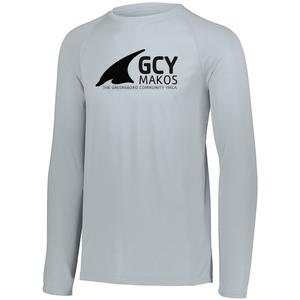 Augusta Youth Attain Performance Long Sleeve Tee Shirt