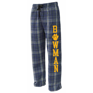 Pennant Flannel Pant