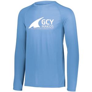 Augusta Adult Attain Performance Long Sleeve Tee Shirt