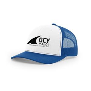 Richardson Adult Trucker Adjustable Hat