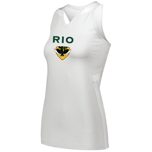 Women's Compression Jersey - Rio Track and Field